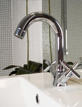 Vattenkran badrum
